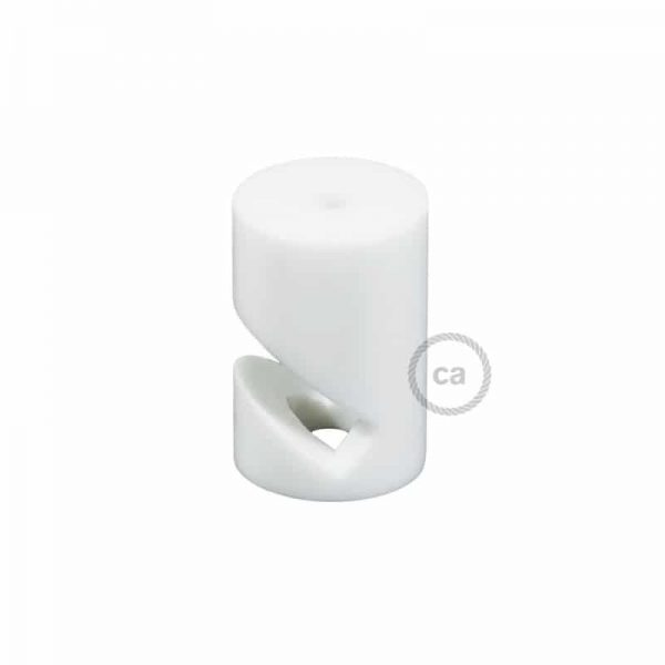 swag hook white v ceiling or wall hook for any fabric electric cable 3