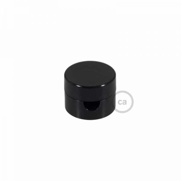 universal wall fairlead for fabric cable black 4
