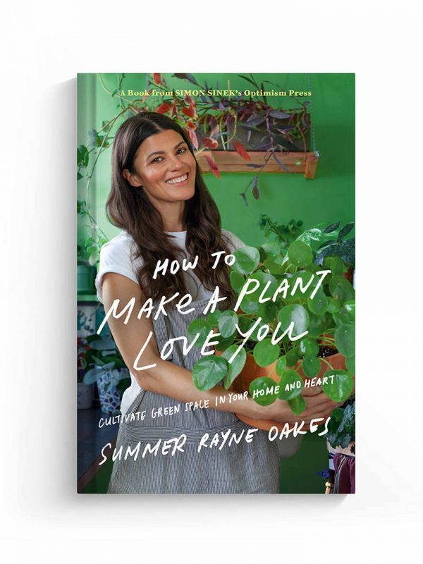 How to make a plant love you profile pic
