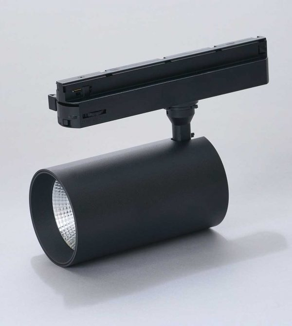 Highland™ Track-Light-System Black Side