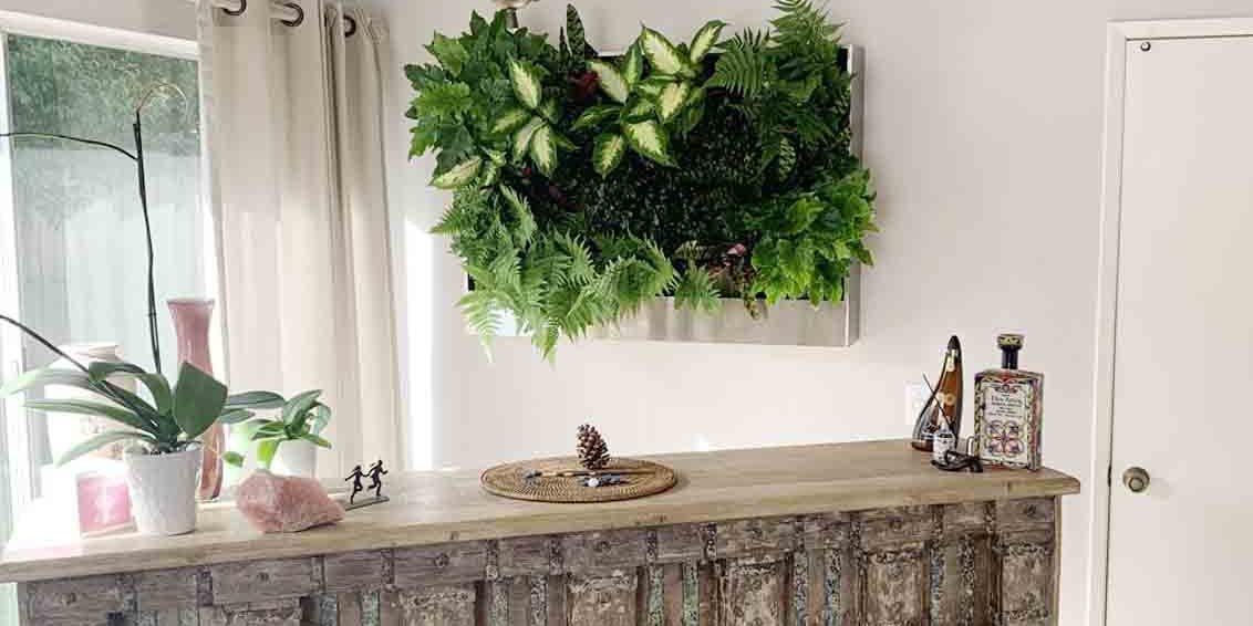 Residential Living Wall First-Photo Product-Page